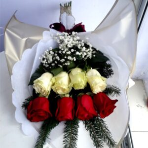 Ramo de 8 Rosas